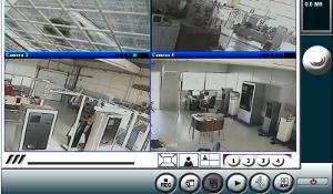 CCTV – Movimento em Tempo Real – Compressão JPEG