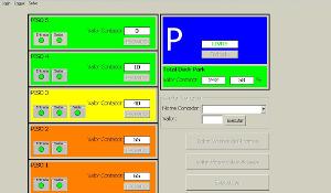 Controlo & Contagem – Controlo do Sistema