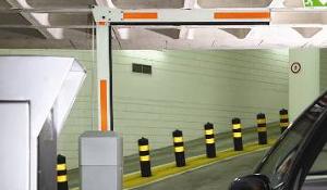 Global Park - Sistema de Gestão de Parques Urban UR - Unidade de Entrada, Saída e Acessos Intermédios